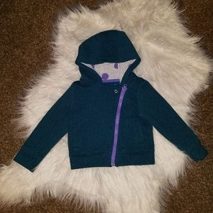 Other - 📌MAKE OFFER📌Girls 2T Zip up Hoodie